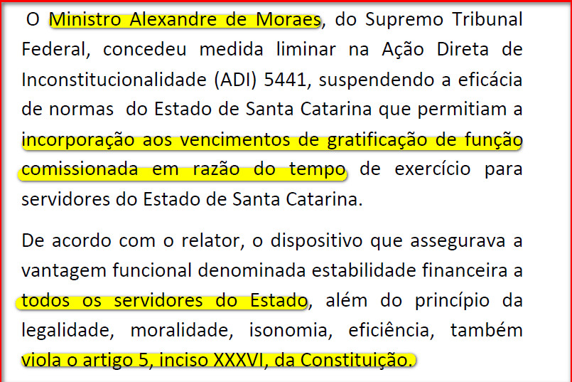 Alexandre de Moraes III
