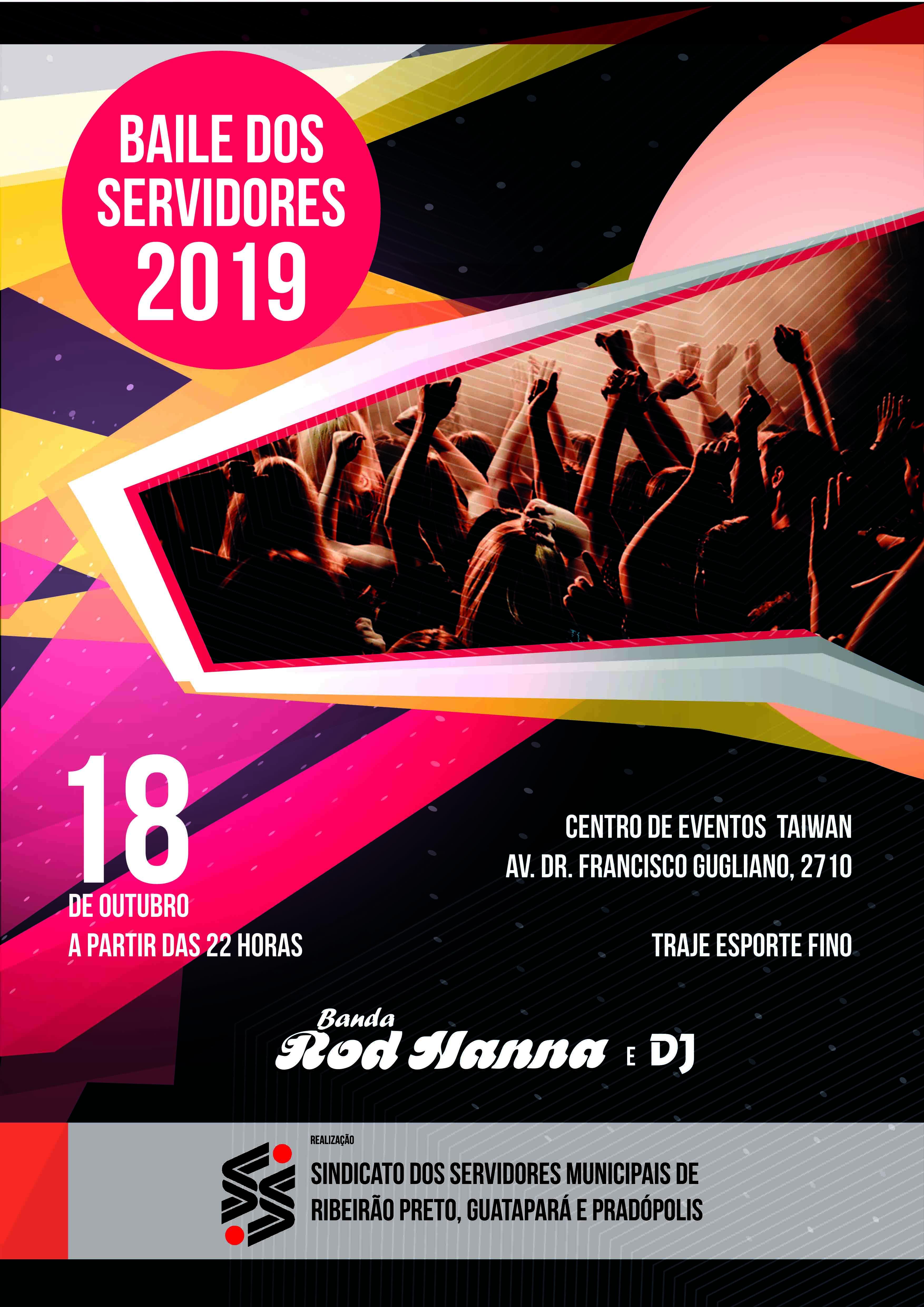Cartaz Baile 2019 ok