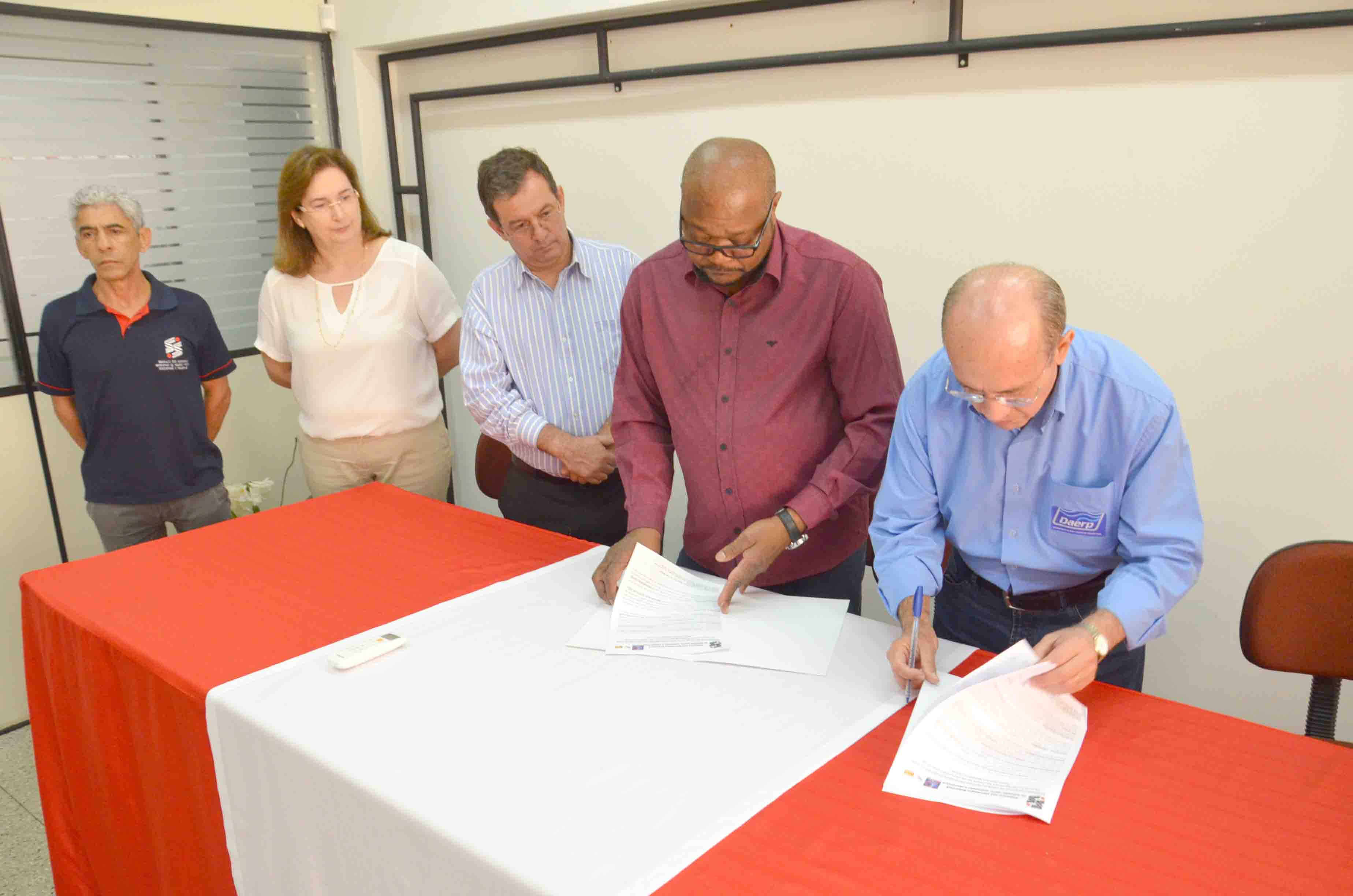 acordo assinatura