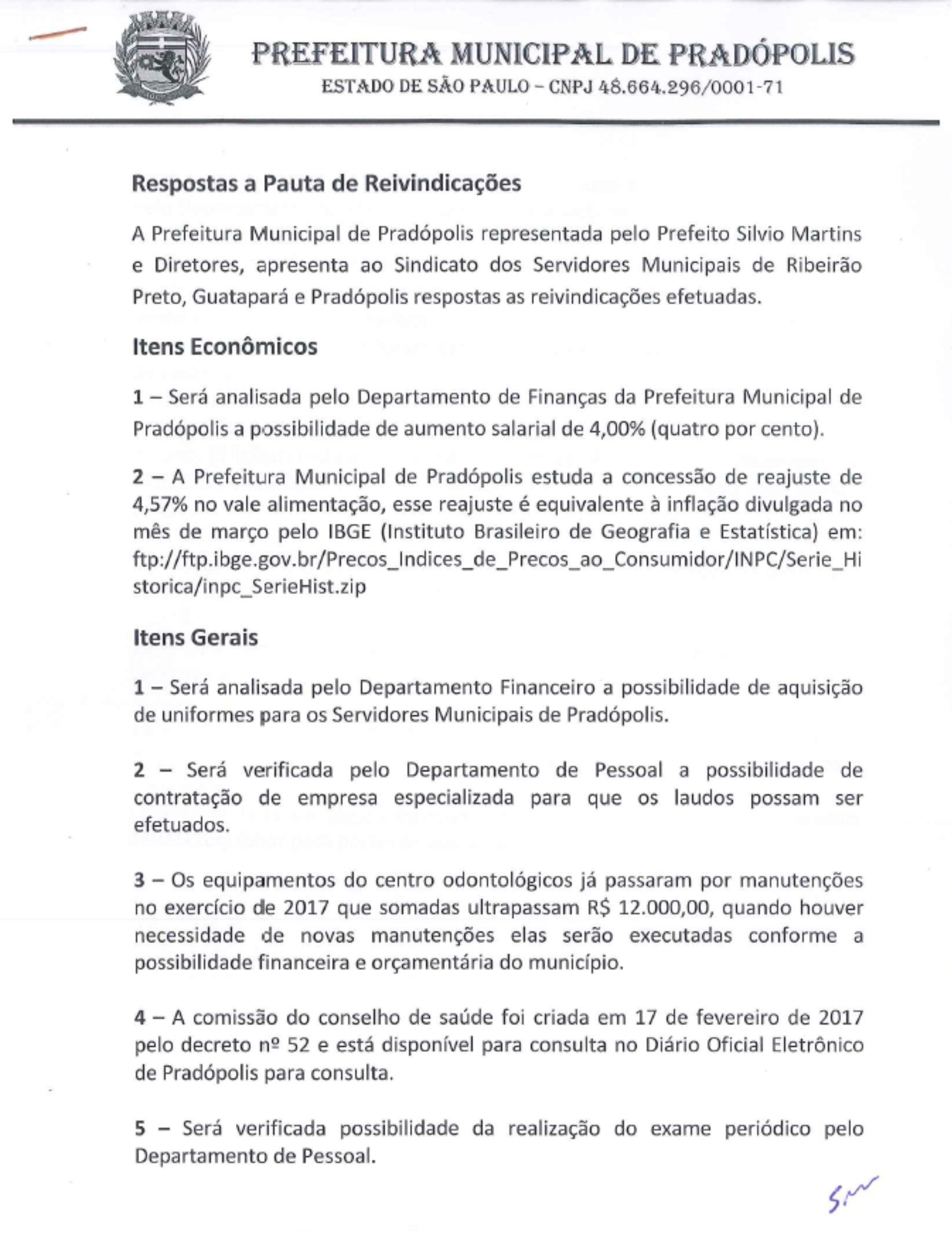 proposta pradópolis aprovada